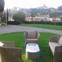 Santa Chiara, Relaxzone im Garten