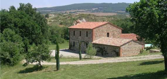 Ferienhaus in der Toskana Conte Gualtiero