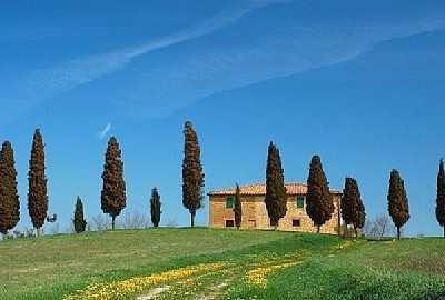 Villa I Cipressini in Pienza