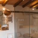 Badezimmer, angrenzend am Zweibettzimmer