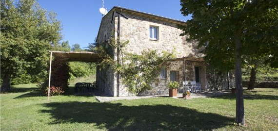 Ferienhaus Casetta della Gualchiera im Val di Chiana