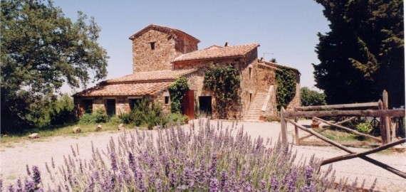 Villa Fitto im Val di Chiana, Toskana