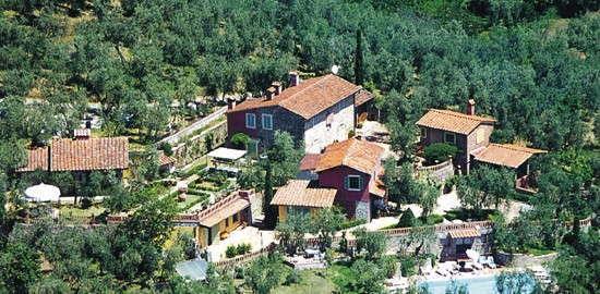 Agriturismo della Limonaia in der Provinz Pistoia