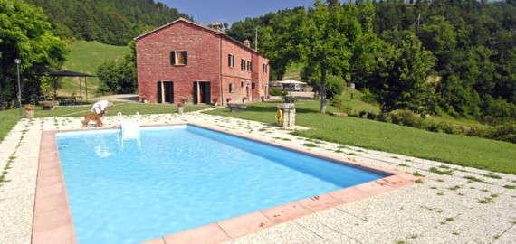 Ferienhaus Emilia Romagna -I Vanzetti in Tredozio