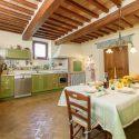 Ferienhaus Italien - Casa Oliveto, Innenansicht