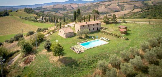 Ferienhaus Italien - Casa Oliveto, Toskana