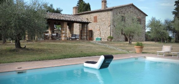 Toskana Landhaus Villa Benefizio - Swimmingpool
