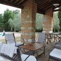 Toskana Landhaus Villa Benefizio - Terrasse