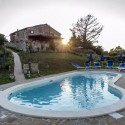 Landhaus San Ansano mit Swimmingpoool