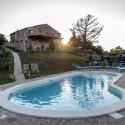Landhaus San Ansano mit privatem Pool