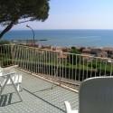 Italien Ferienhaus mit Meerblick - Villa Mare