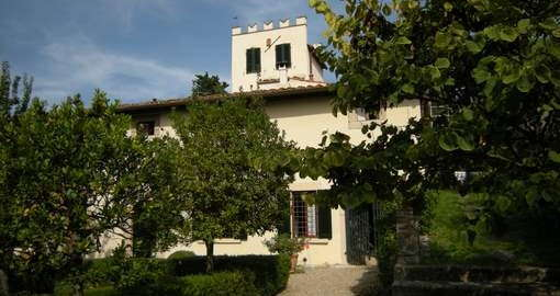 Villa Sestini Bed & Breakfast