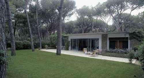 Ferienhaus La Pineta in Roccamare