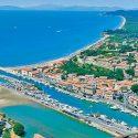 Toskana am Strand, Castiglione della Pescaia