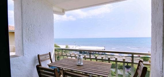 Maremma Ferienwohnung am Strand, Lage