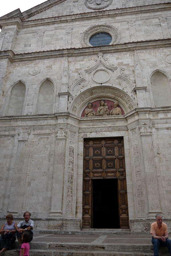 Montepulciano - Chiesa di S. Agostino