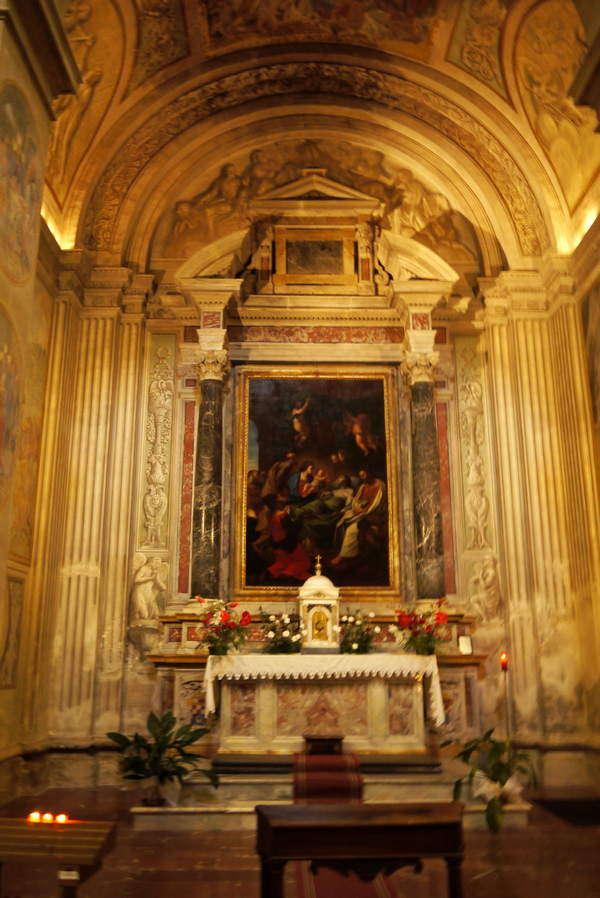 Cattedrale di Montepulciano - das prächtige Innenleben des Doms