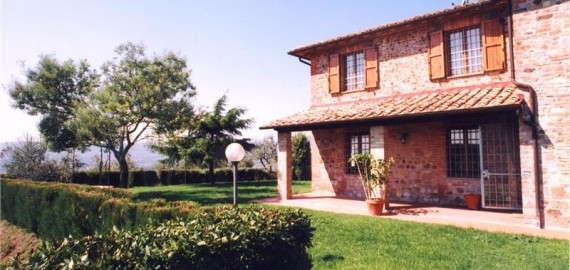 Ferienhaus Villa Poggio Medei in Umbrien