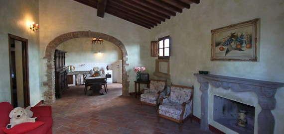 Ferienhaus Olivo an der Costa degli Etruschi
