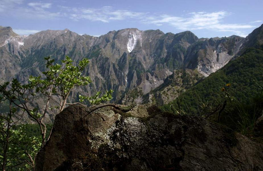 Apuanische Alpen