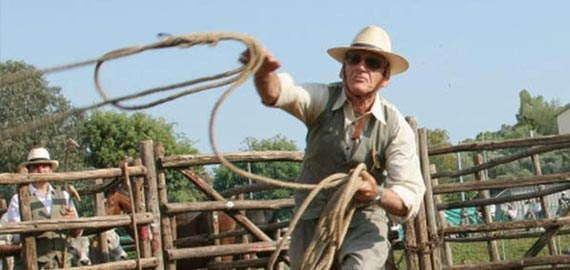 Die Cowboys der Maremma bei der Arbeit