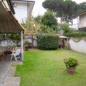 Versilia Ferienhaus Villa Ramona - Garten