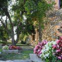 Ferienhaus Umbrien Villa Caporlese, Aussenansicht