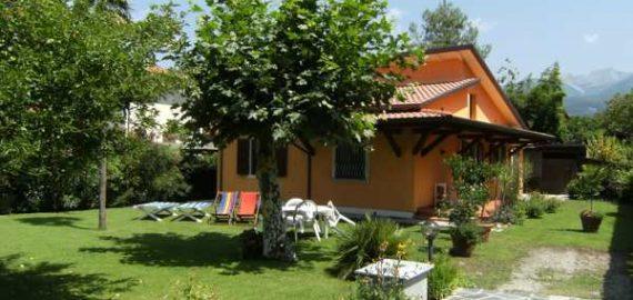 Ferienhaus am Meer Villetta Rosetta