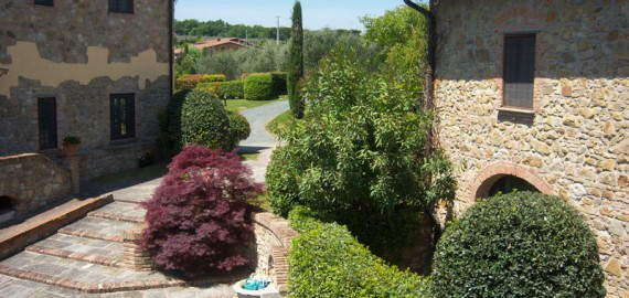 Chianti Weingut Santa Cristina in Gambassi Terme