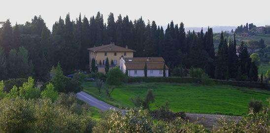 Ferienwohnung nahe Florenz Il Glicine