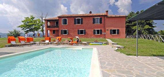 Ferienwohnung Emilia Romagna in der 1. Etage