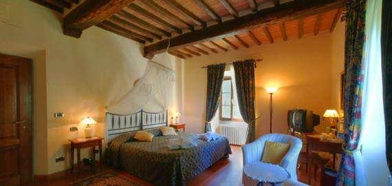 Landhotel Chianti La Capella in Montespertoli