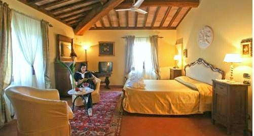 Apartment Iris nahe Florenz - Toskavista