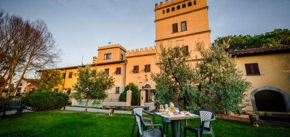 Villa Somelli in idyllischer Lage