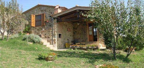 Ferienhaus Le Solane in der Maremma, Toskana