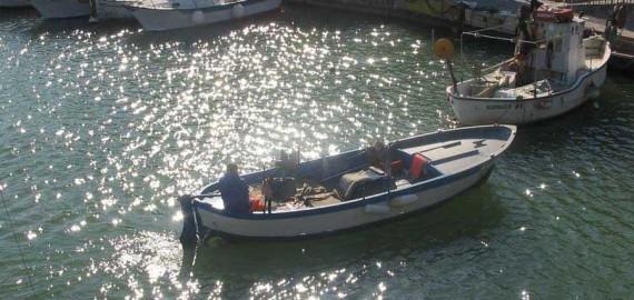 Fischer in Castiglione della Pescaia