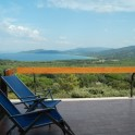 Ferienhaus mit Meerblick am Golf von Punta Ala, Südtoskana