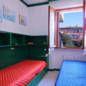 Toskana Ferienwohnung Meerblick - Schlafzimmer