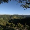 Die grüne Hügelregion des Il Mugello