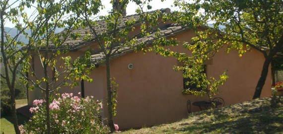 Romantisches Ferienhaus Toskana für 2 Personen