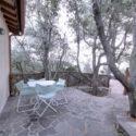Maremma Ferienhaus Il Poggettino, Terrasse