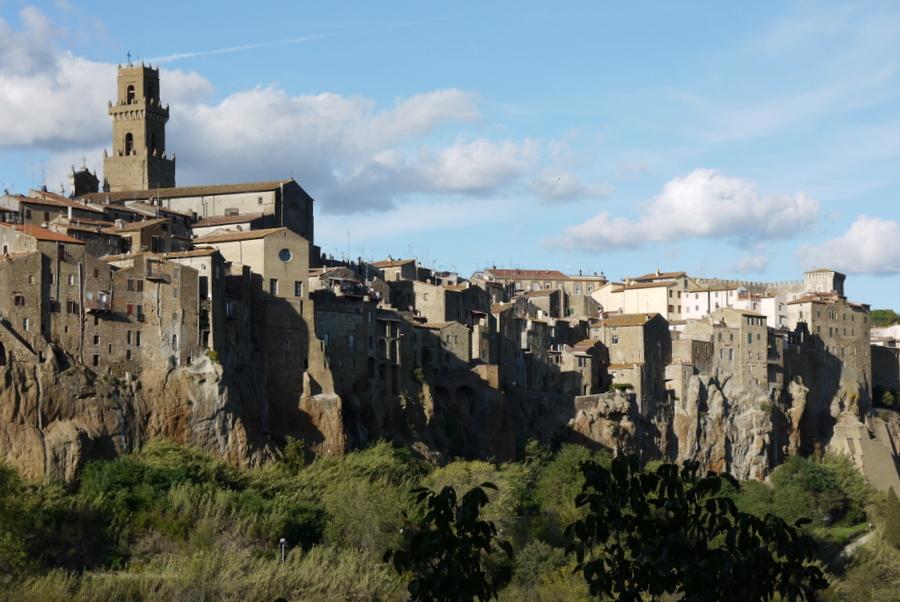 Pitigliano - eines der Top-Ausflugsziele in der Maremma
