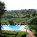 Ferienhaus Le Tortore mit Pool und Tennisplatz in Siena