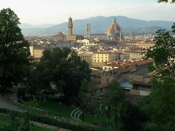 Villa Bardini - Gartenbaukunst in Florenz - Toskavista