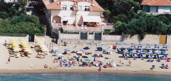 Ferienwohnung Onda Trilocale in San Vincenzo