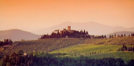 Landschaftsimpressionen im Chianti