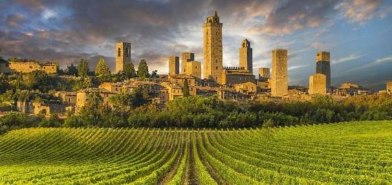 San Gimignano - das Manhatten des Mittelalters