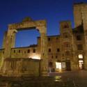 San Gimignano bei Nacht