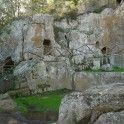Der Archäologische Park in Sovana