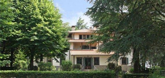 Landhaus Umbrien - Villa Bianca in Città della Pieve